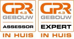 GPR Gebouw Assessor en Expert in huis 4.3