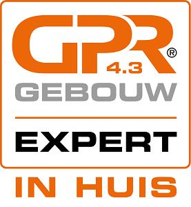 GPR Gebouw Expert 4.2 in huis
