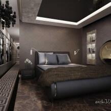 PR4488 Slaapkamer 3D interieur prinsengracht