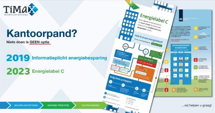 TiMaX informaiteplicht energiebesparing